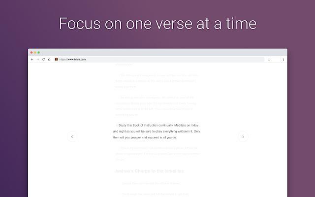 Focus Bible