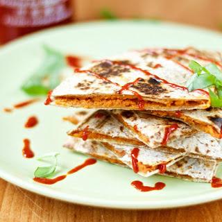 Sweet Potato Quesadillas [Vegan]