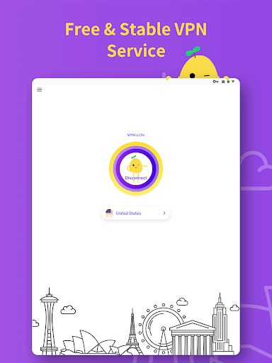 Potato VPN screenshot 9