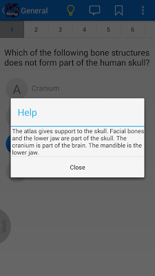 Biology Quiz - screenshot