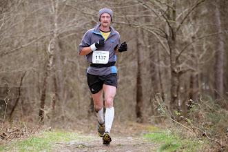 Photo: Course hors stade  22/03/2014  Trail des Trois Chapelles Bains-sur-Oust  43 km