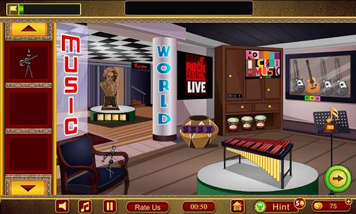 501 Free New Room Escape Game 2 - unlock door 20.5 17
