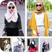 Syafana Hijab Photo Editor