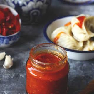Thai Sweet Chili Sauce.