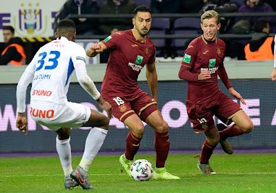 AS Monaco laat Nacer Chadli weten dat hij er geen toekomst meer heeft, RSC Anderlecht ligt op vinkenslag