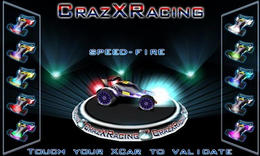 CrazXRacing Free- screenshot thumbnail