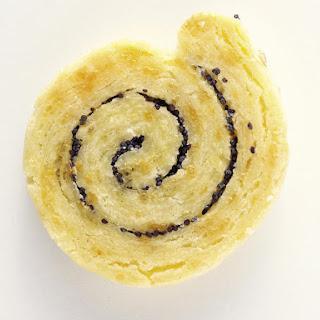 Cheese and Poppyseed Swirls