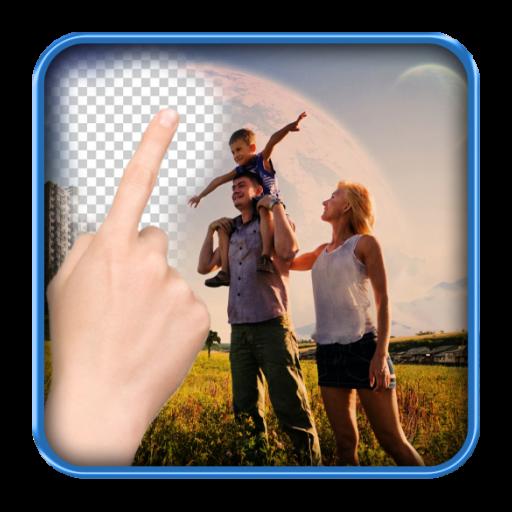 写真の背景チェンジャー 工具 App LOGO-硬是要APP