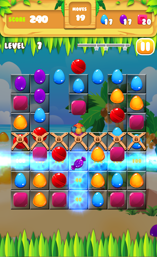 Candy Splash Mania- screenshot thumbnail