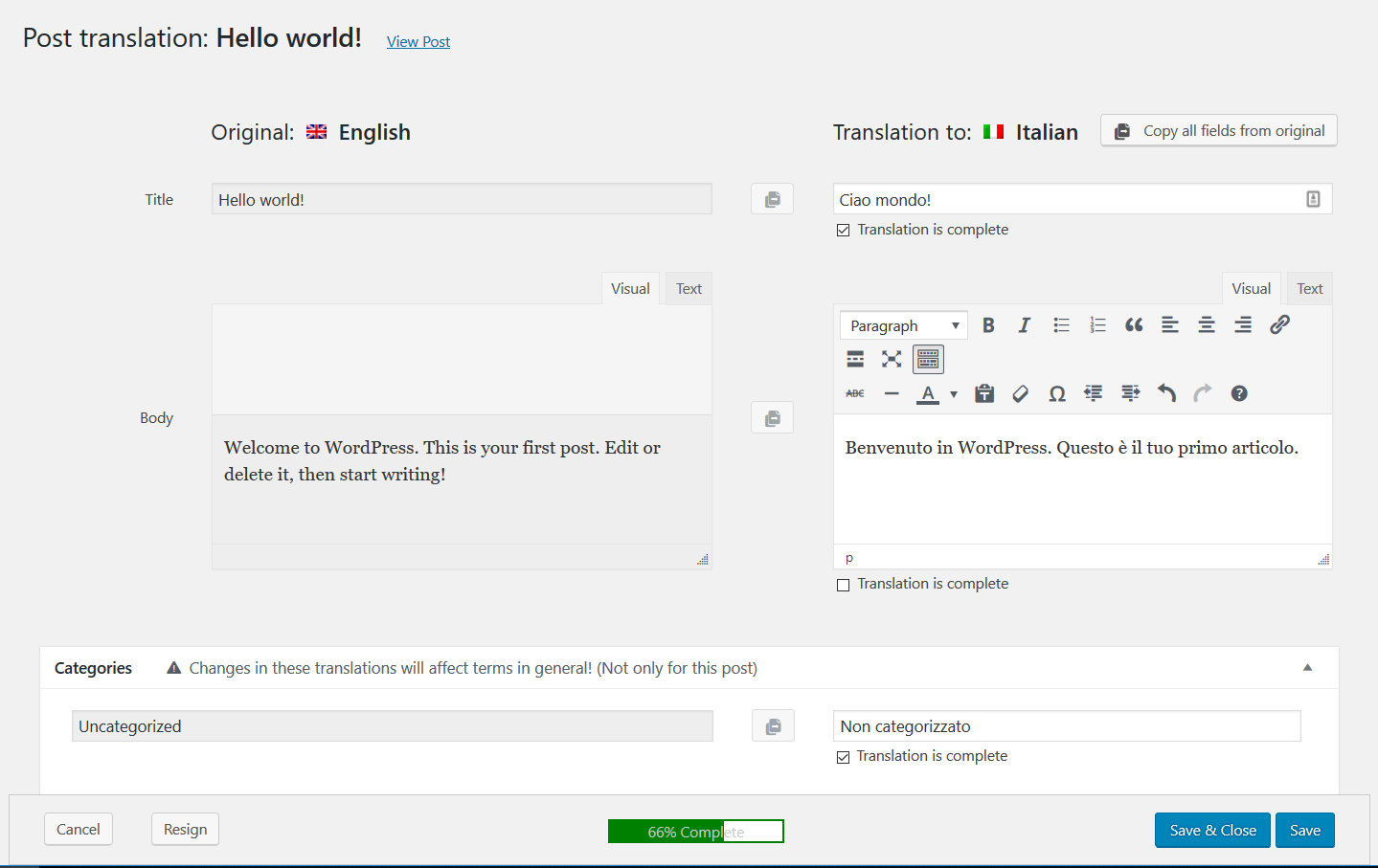 8 best tools for multilingual blog
