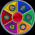Science Trivia Wheel icon
