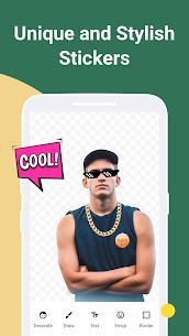 iSticker – Sticker Maker for WhatsApp stickers Mod Apk (VIP) 2