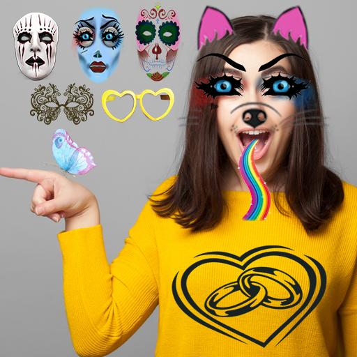 Live Emoji Face Stickers