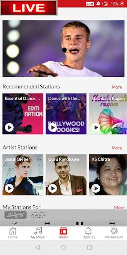 New Spotify Music & Radio Advice 1.0 screenshots 1