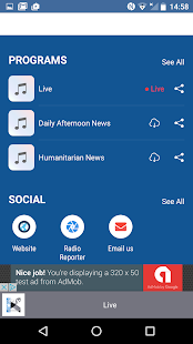 Somali American Radio - náhled