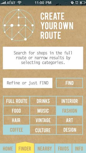 Puha Shop Route 2015