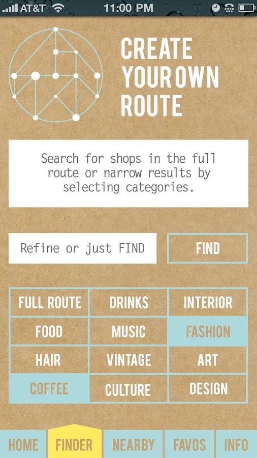 Puha Shop Route 2015 - screenshot