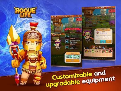 Rogue Life : Squad Goals v1.2.5 Mod