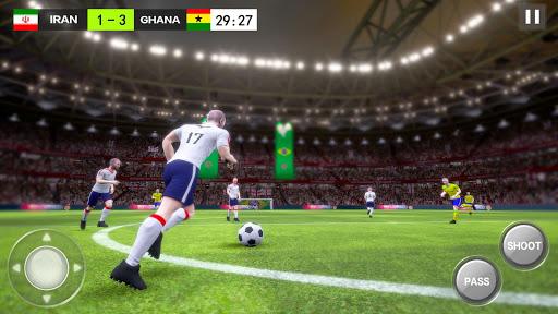 Football Hero - Dodge, pass, shoot and get scored 1.0.1 5