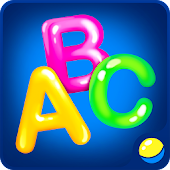 ABC Alphabet games for toddlers! Learning letters!
