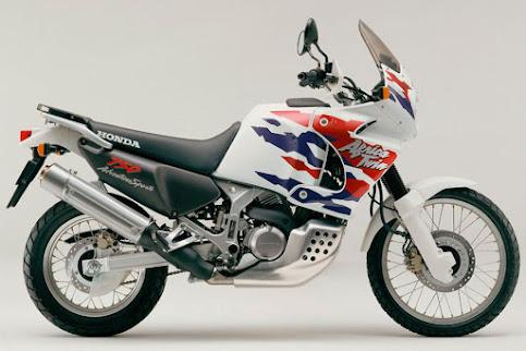 Honda XRV 750 Africa Twin-manual-taller-despiece-mecanica