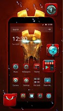 Iron man 2d Wallpaper theme 1 1 2 latest apk download for