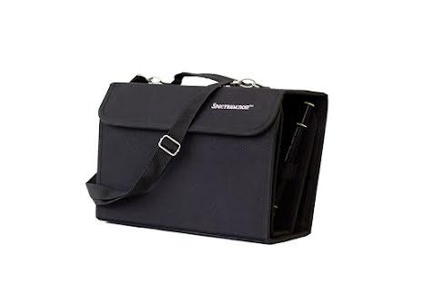 Crafters Companion Spectrum Noir Storage - 48 TriBlend Pen Carry Case