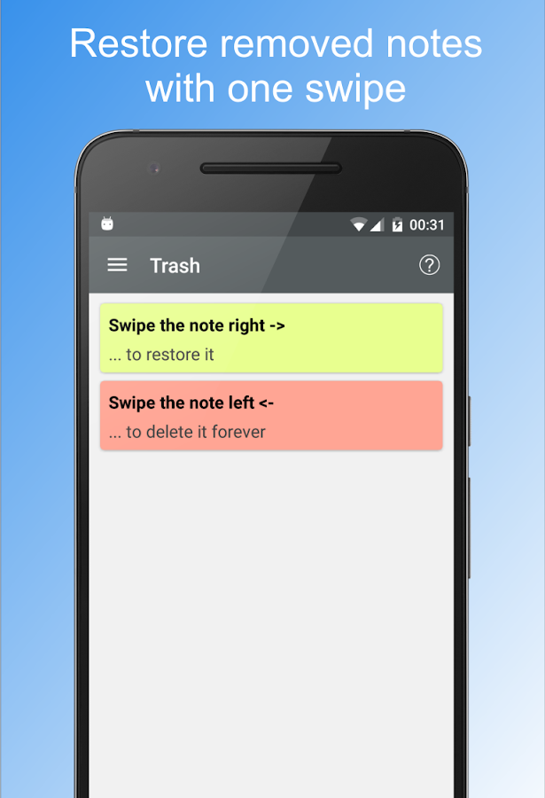 Private Notepad - notes- screenshot