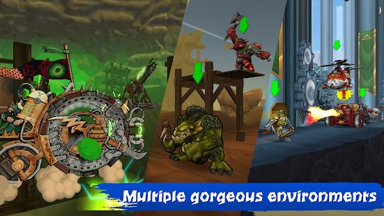 Warhammer: Doomwheel- screenshot thumbnail