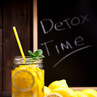 Lemon Mint Detox Water = Flat Belly.