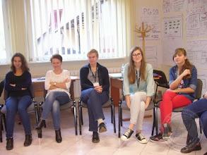 Photo: Szkolenie samorządów uczniowskich w Serocku - SU (6.10.2013)
