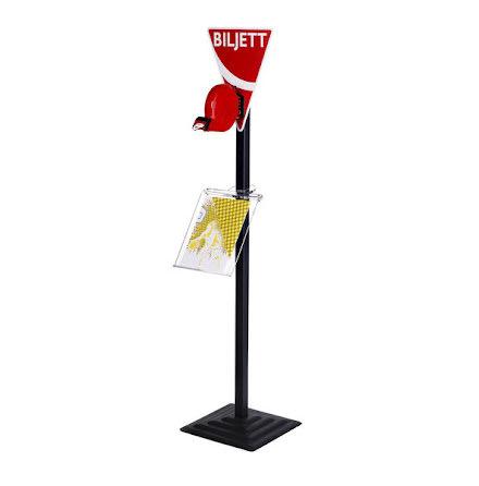 Golvstativ för dispenser
