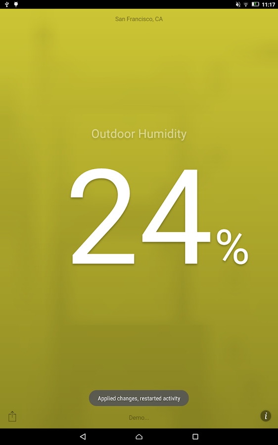 Humidity Free- screenshot