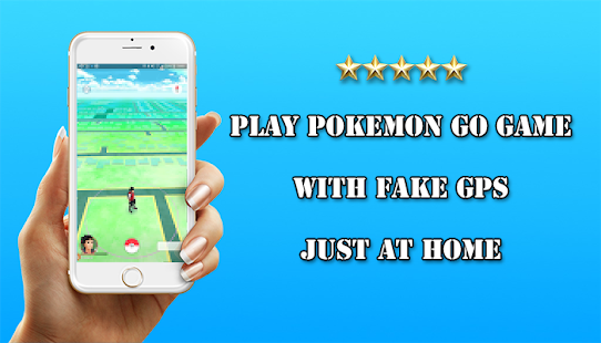 Activate Joystick For Pokemn Go App Prank! - náhled