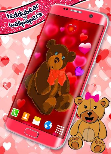 Download Teddy Bear Live Wallpaper Cartoon Wallpapers Free For Android Download Teddy Bear Live Wallpaper Cartoon Wallpapers Apk Latest Version Apktume Com