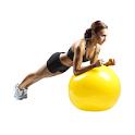 Exercise Ball Workout PRO icon