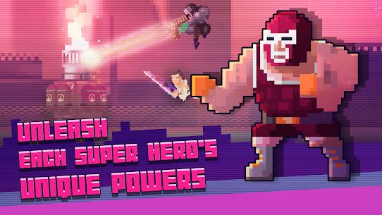 Super Hero Fight Club 1.1 MOD (Unlimited Money) 5