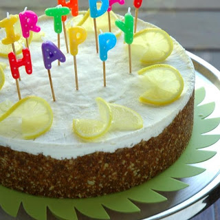 Lemon Cheesecake...