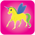 Dressup My Unicorn - girl game