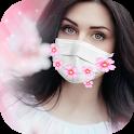 Face Mask Photo Editor & Surgical Mask icon