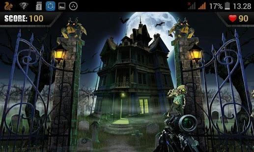 zombie apocalypse game unblocked - náhled