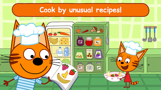 Download Kid-E-Cats: Kitchen Games & Cooking Games for Kids For PC Windows and Mac apk screenshot 3