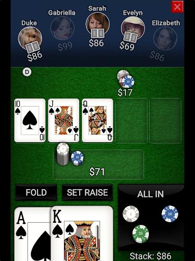 Offline Texas Holdem Poker 5.14 screenshots 7