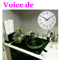 Voice de Kitchen Timer icon