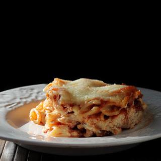 """Rigatoni """"Lasagna"""""""