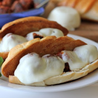 Italian Meatball Sandwiches Recipe