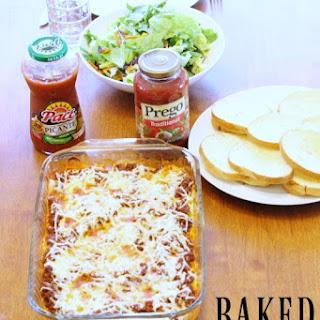 Italian Baked Spaghetti Pie Recipes