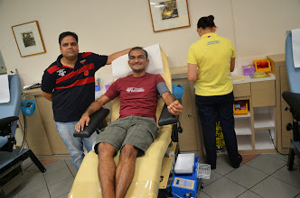 Photo: Blood Donors