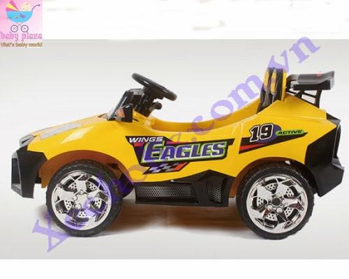 Xe ô tô điện trẻ em XH5018 2