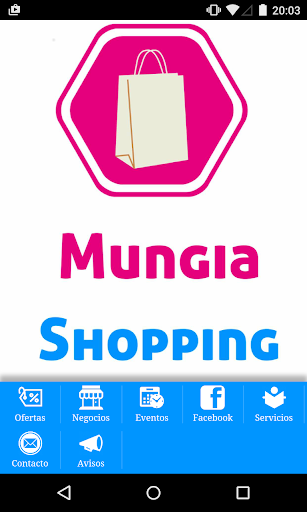 Mungia Shopping
